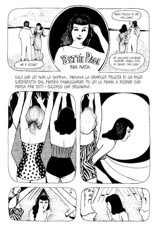 Coney Island baby nine antico graphic novel