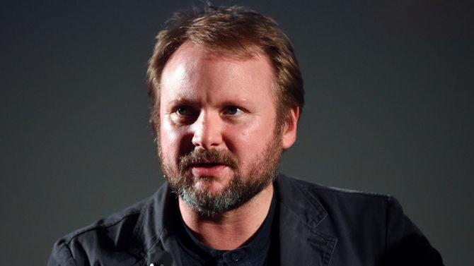 Rian Johnson star wars jedi