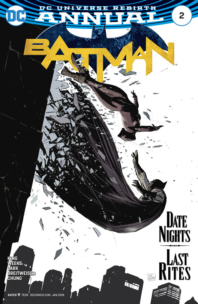 batman annual 2 tom king