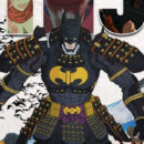"Il trailer dell'anime ""Batman Ninja"""