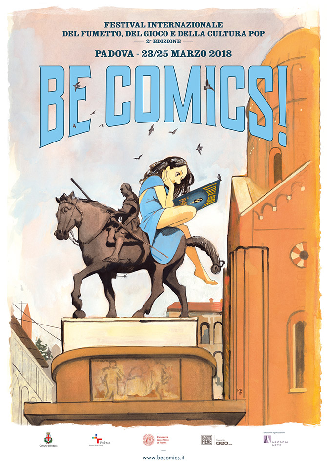 be comics 2018 manuele fior