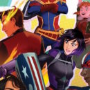 Marvel Rising, il nuovo franchise d'animazione di Marvel Entertainment