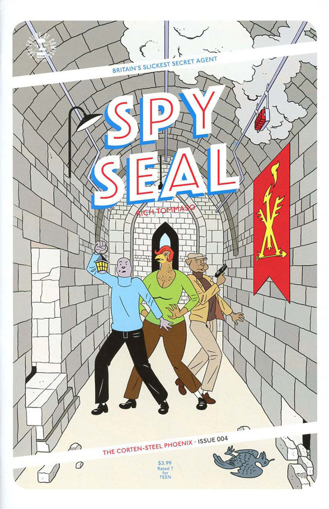 spy seal rich tommaso