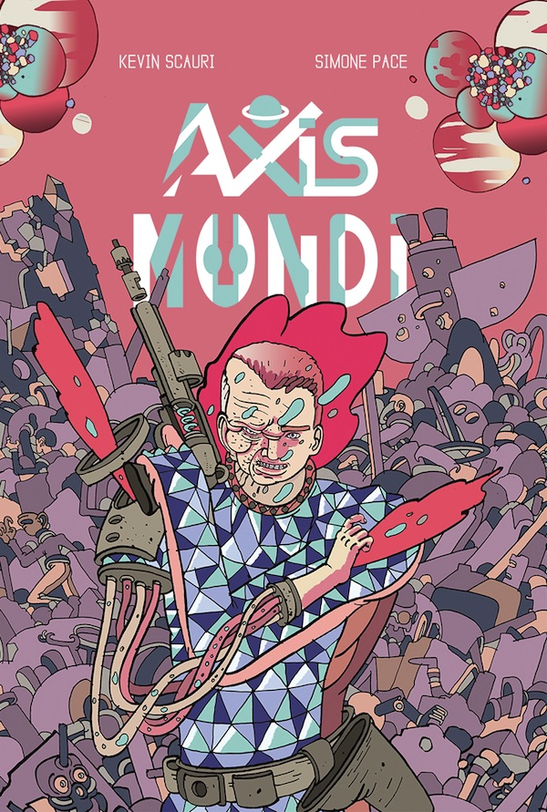 Axis Mundi fumetto