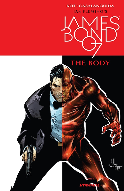 James Bond The Body