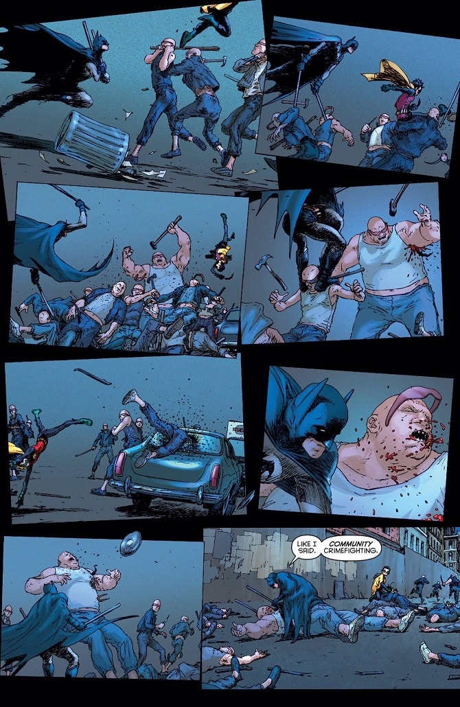 batman frank quitely