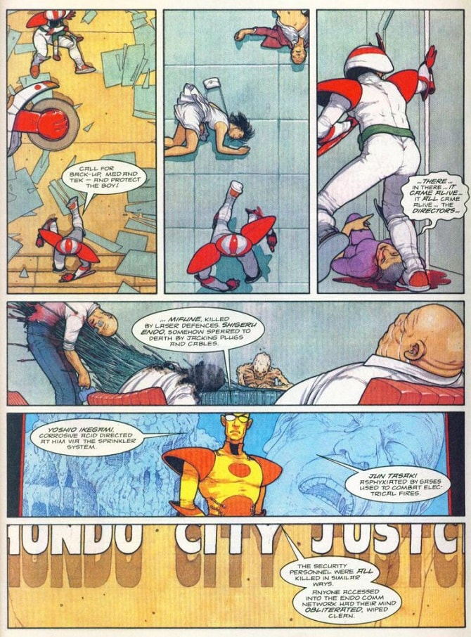 shimura frank quitely