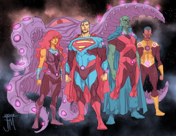 justice league no justice team mistery