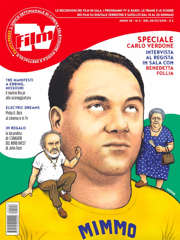 carlo verdone sergio ponchione film tv