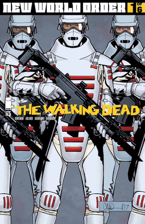 walking dead 175 new world order kirkman image comics