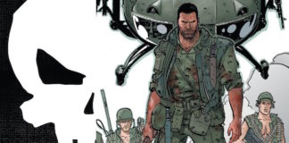 ennis Punisher Platoon marvel