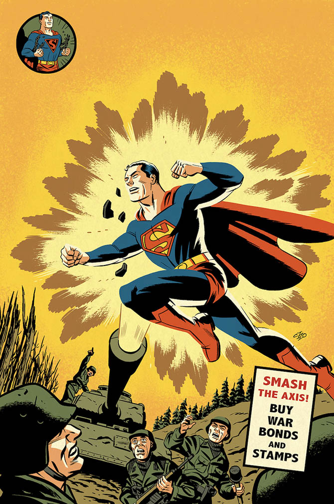 action comics 1000 superman michael cho dc comics