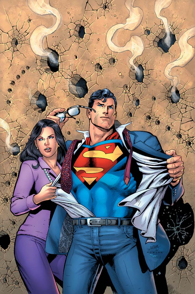 action comics 1000 superman dan jurgens dc comics