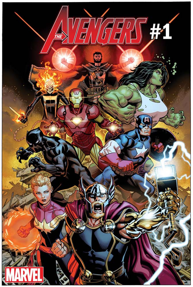 avengers 1 marvel fresh start