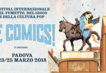 mostre be comics 2018