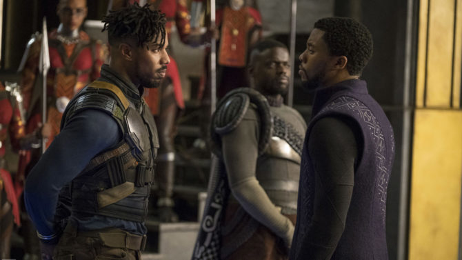 Black Panther recensione film marvel cinema