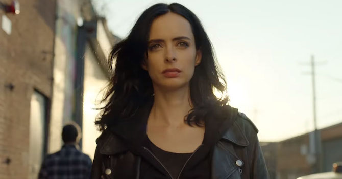 trailer jessica jones seconda stagione netflix