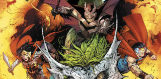 dark nights metal batman fumetto recensione dc comics