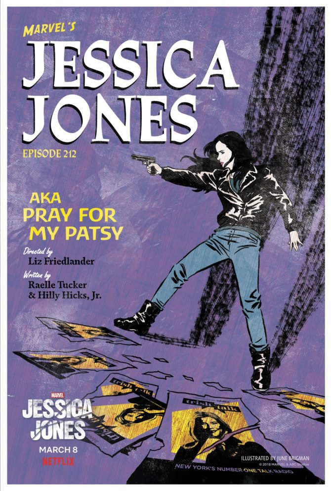 jessica jones netflix seconda stagione