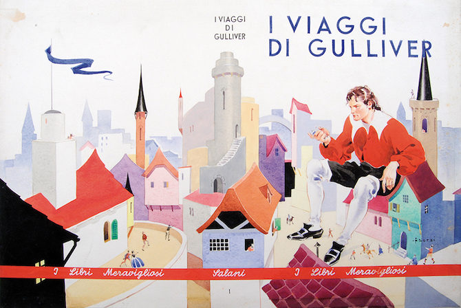 Le fiabe illustrate in mostra a Firenze Fumettologica