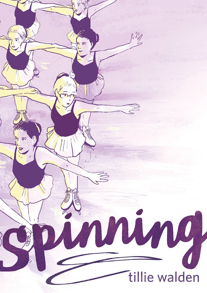 James Sturm fumetti spinning tillie Walden