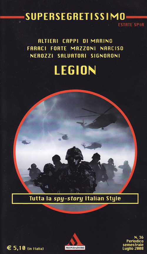 supersegretissimo legion