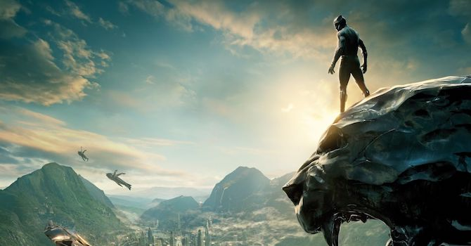 wakanda black panther