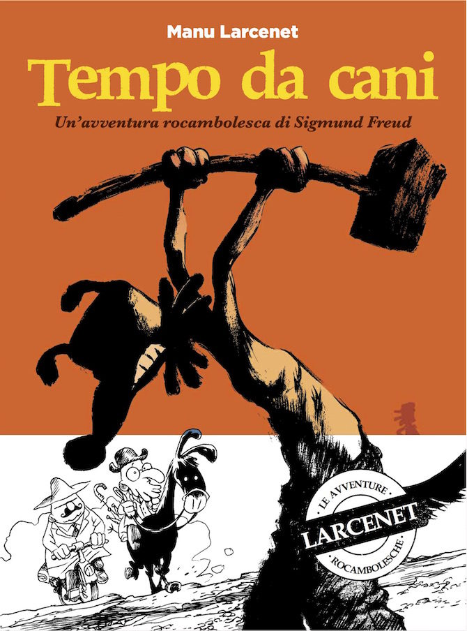 tempo da cani manu larcenet coconino fumetto graphic novel