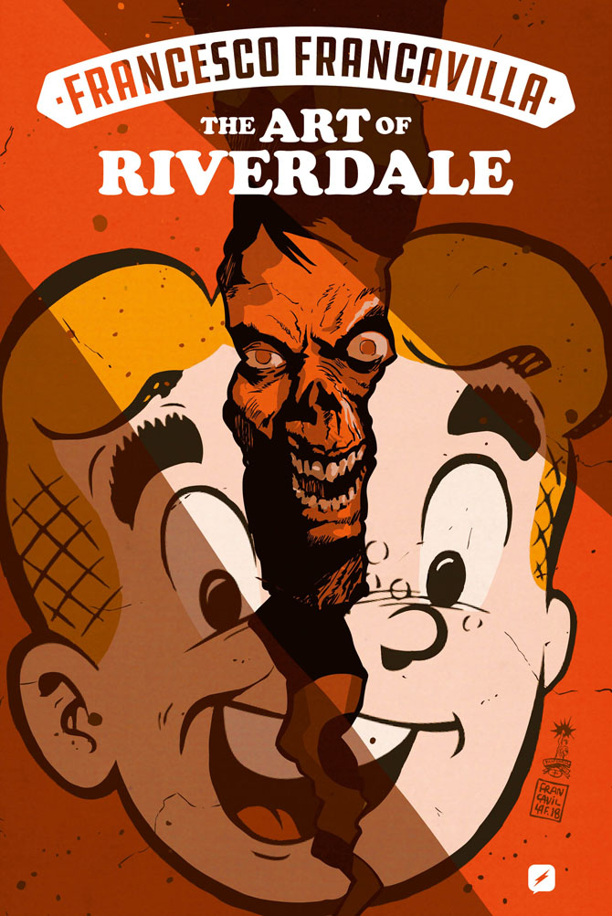 art of riverdale francavilla bd