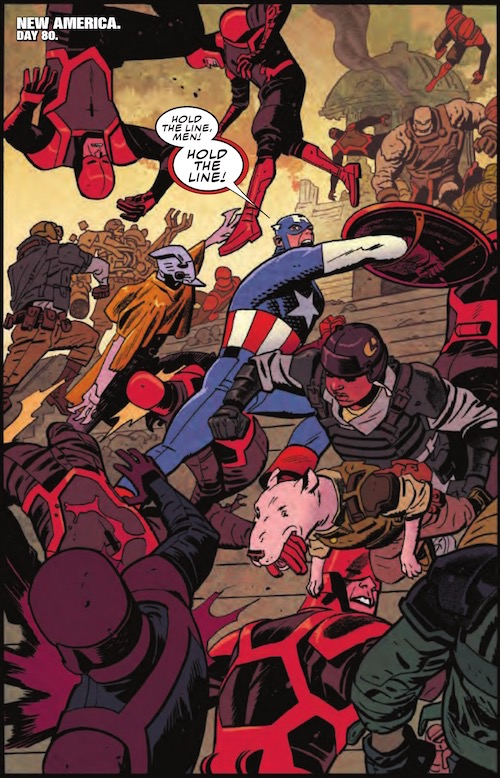 captain america 700 marvel fumetto