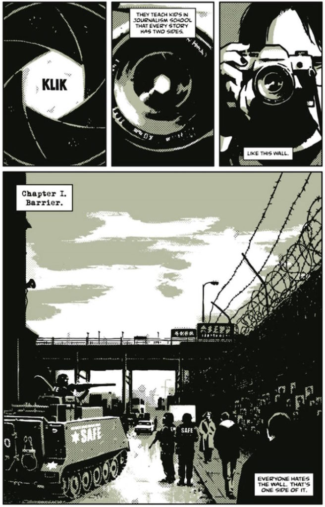 seeds ann nocenti david aja fumetto