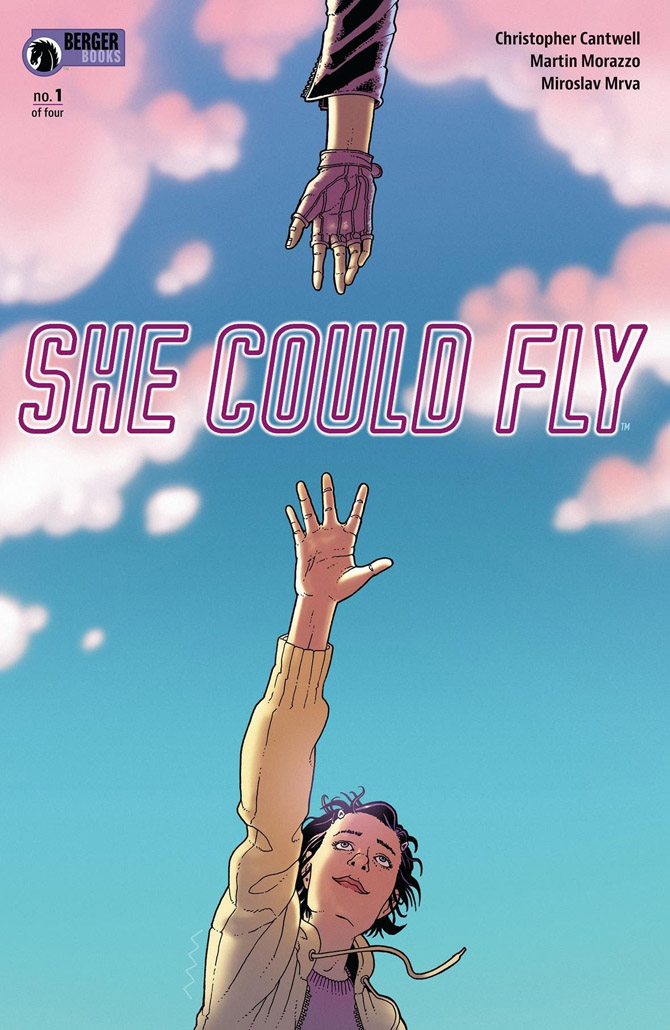 she could fly christopher cantwell halt and catch fire dark horse berger books