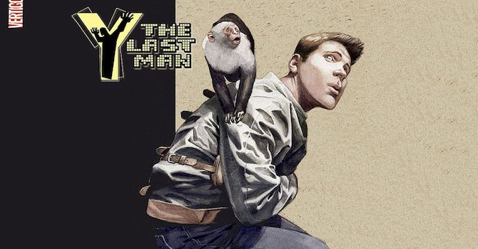 Y: The Last Man Brian K. Vaughan