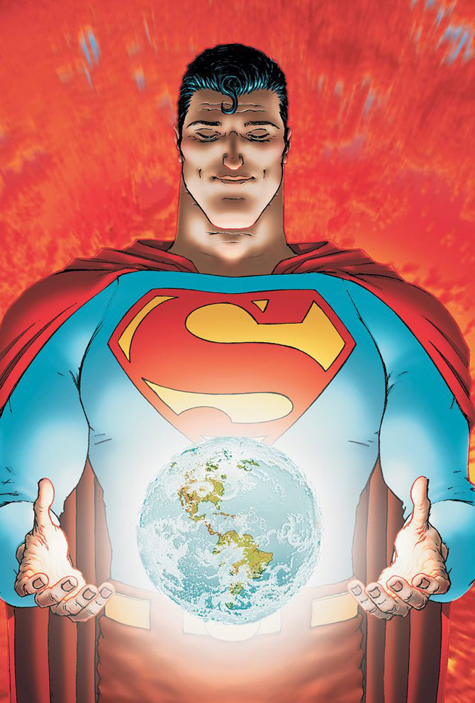 all star superman morrison quitely dc comics