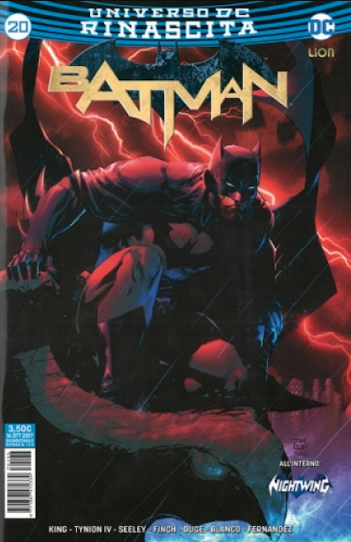 batman tom king dave finch dc comics
