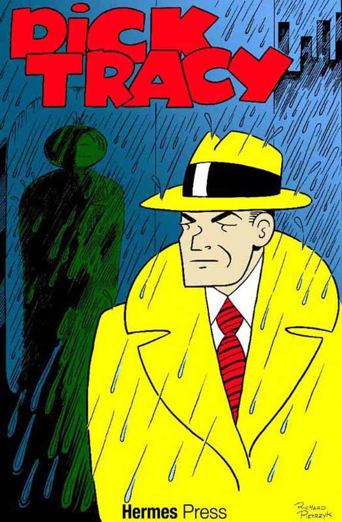 dick tracy reboot