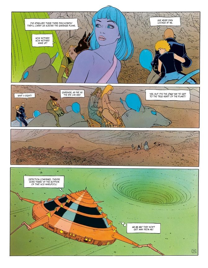 incal moebius
