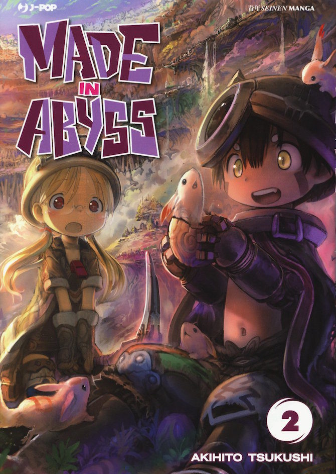 made in abyss 2 manga