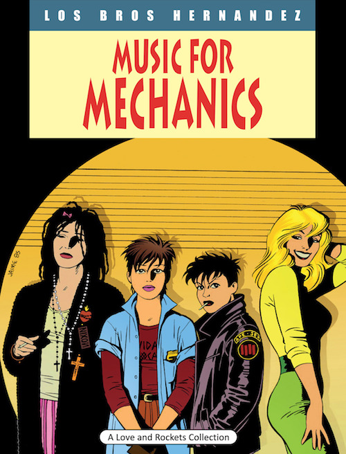 locas jaime hernandez love and rockets