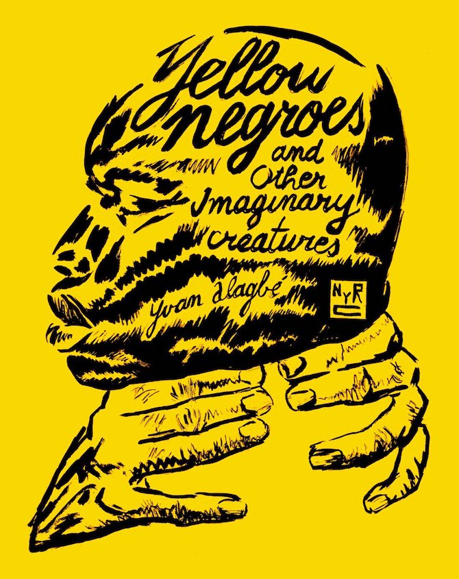 Yvan Alagbé yellow negroes fumetto graphic novel integrazione