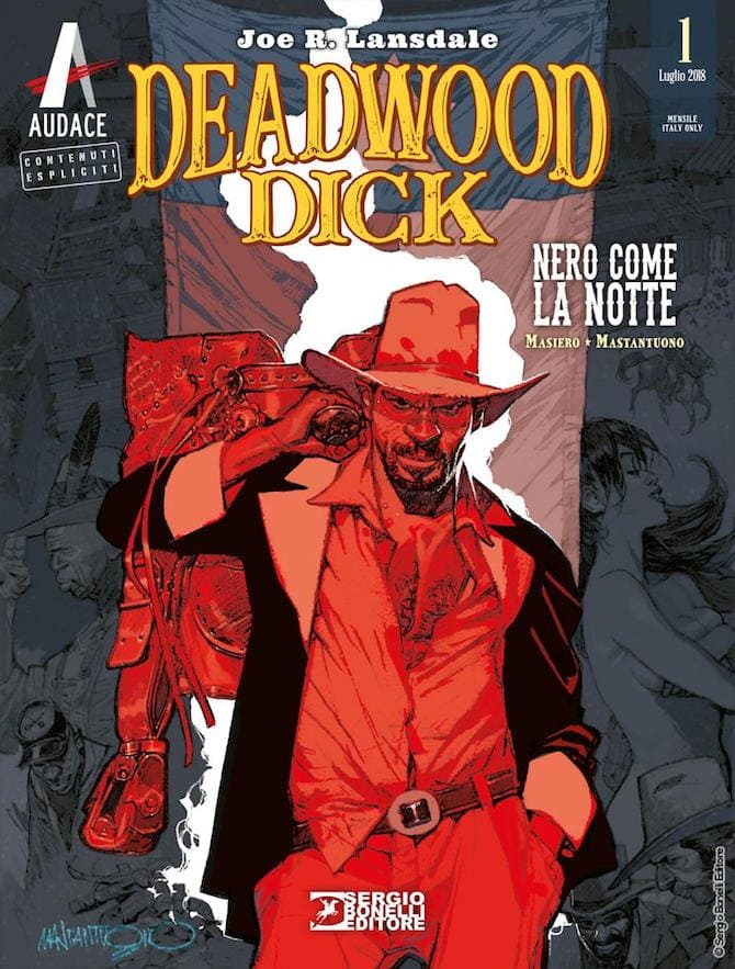 deadwood dick bonelli fumetto landsale recensione