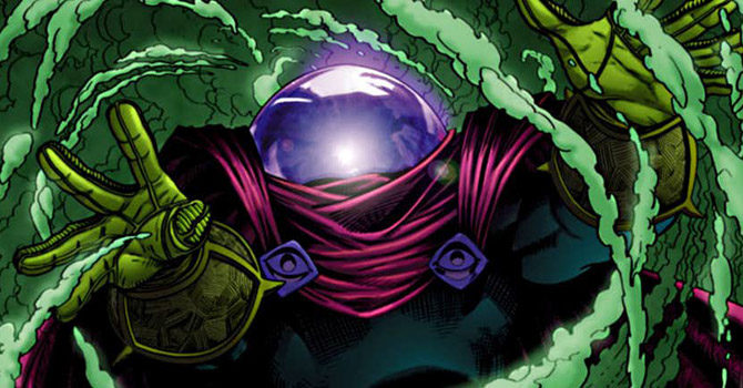 spider-man spin-off mysterio marvel sony cinecomics