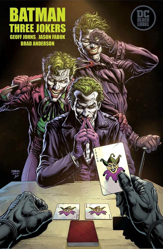 batman three jokers comics fumetti usa 2019