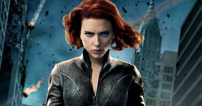 vedova nera film black widow marvel avengers cinecomics