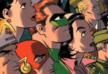 Darwyn Cooke New Frontier