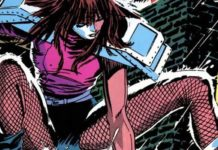 Typhoid Mary iron fist
