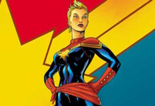 captain marvel fumetto marvel