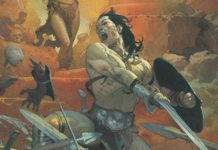 conan barbaro fumetto marvel ribic