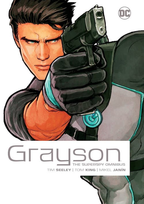 grayson tom king dc comicsgrayson tom king dc comics