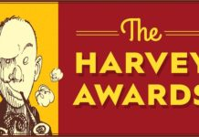 nomination harvey awards